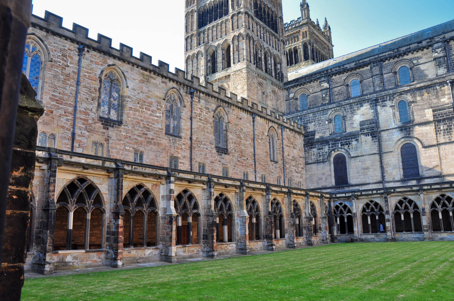 Harry Potter movie locations - Durham - JRMI