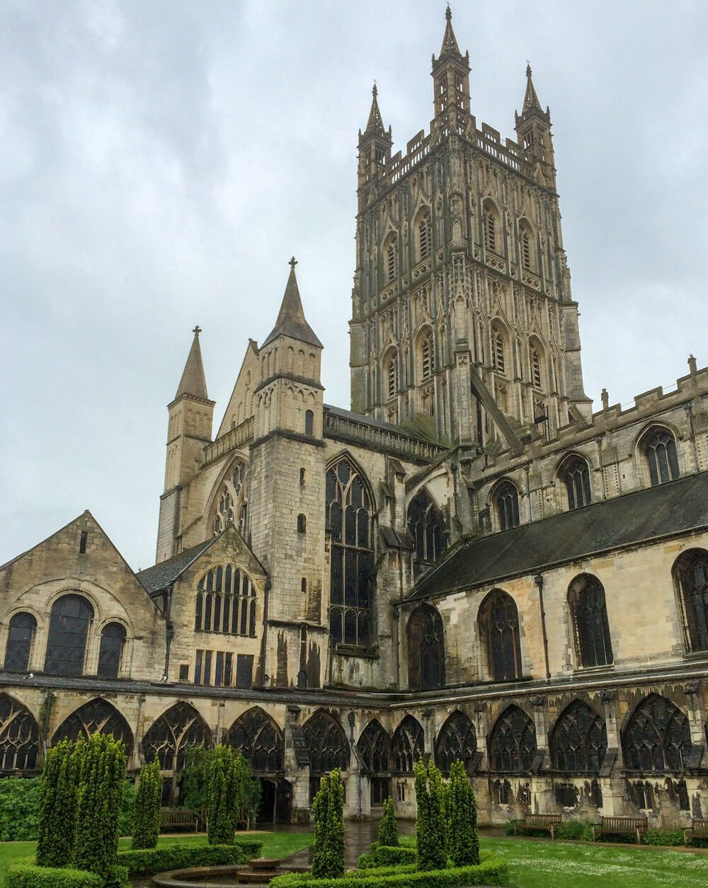 Harry Potter movie locations - Gloucester - JRMI