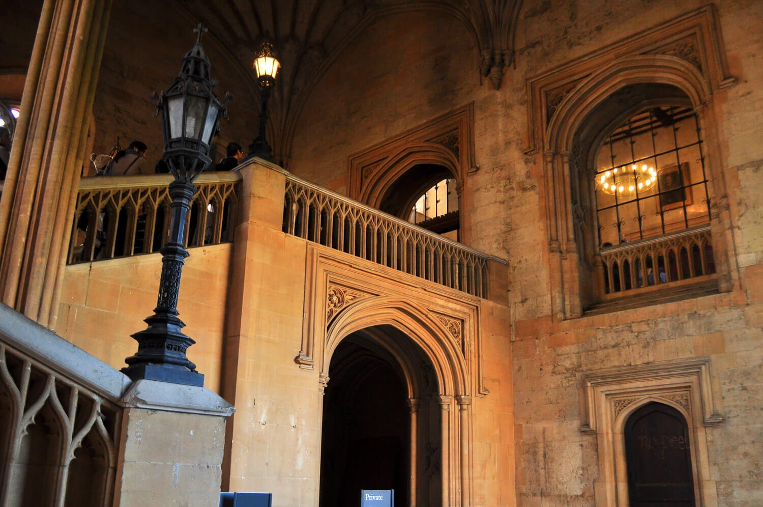 Harry Potter movie locations - Oxford - JRMI