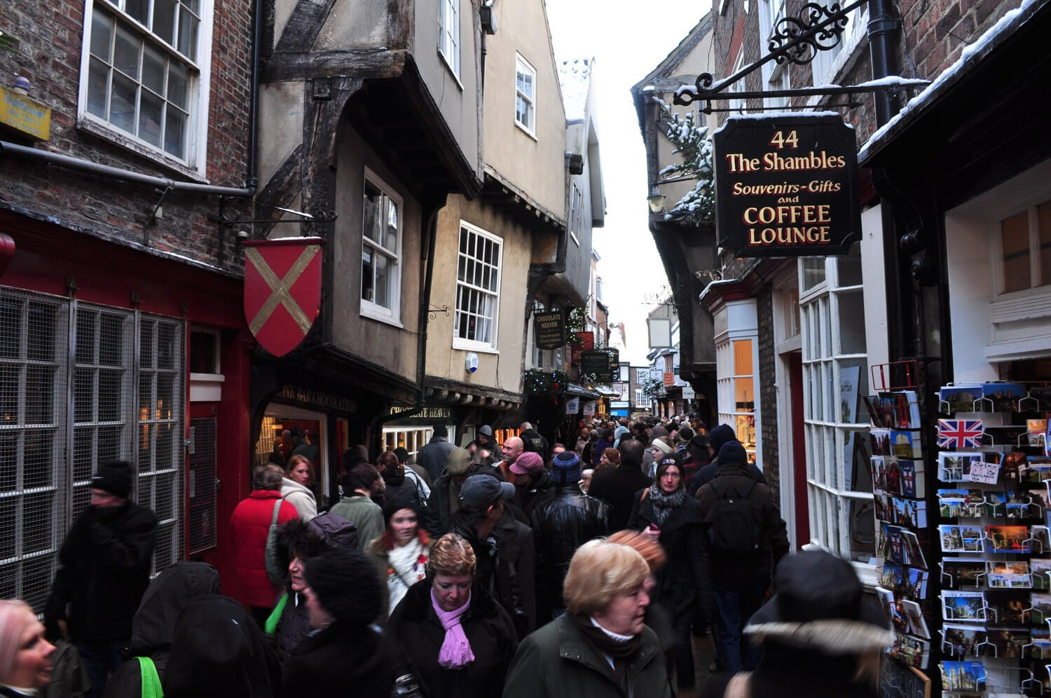 Harry Potter movie locations - York - JRMI
